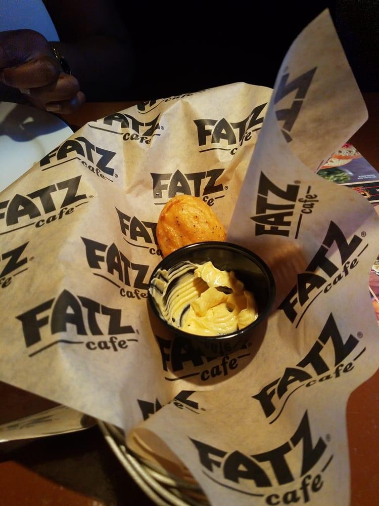 Fatz Cafe Dinner Menu
