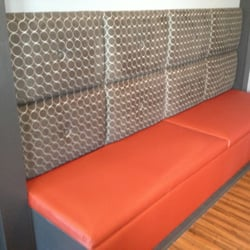 Photo Of Design Upholstery   Charlotte, NC, United States. Custom Made  Banquette.