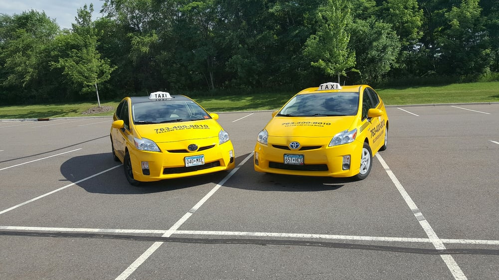 Yellow Cab: 805 School St NW, Elk River, MN