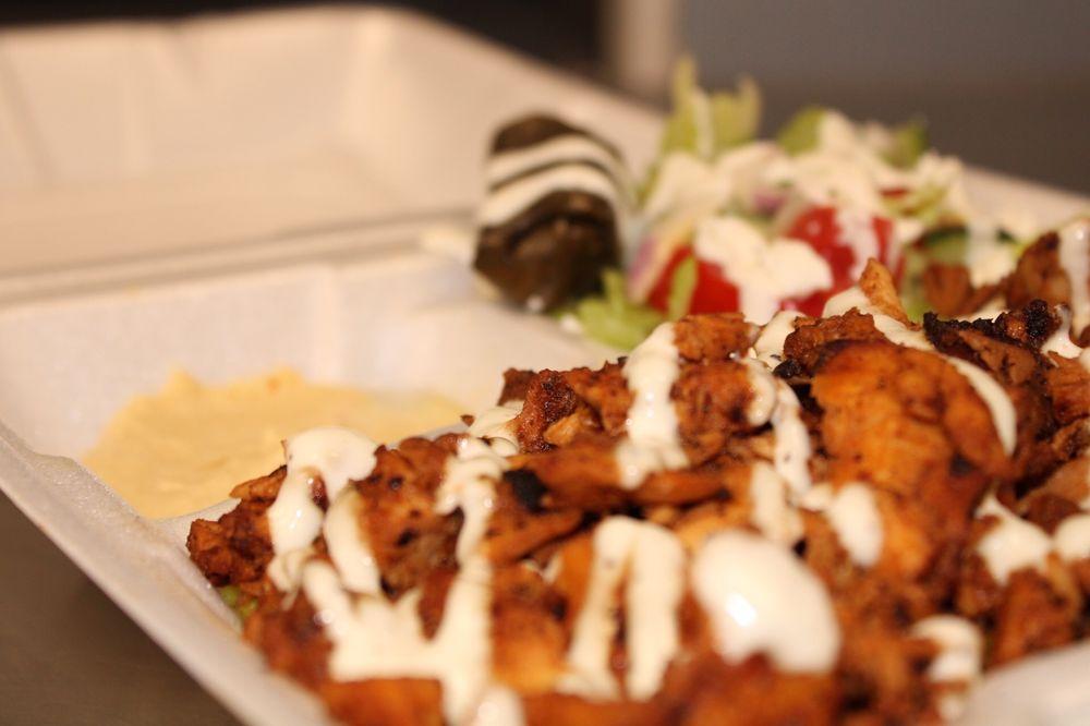 Shawarma & Shakes: 850 Washington St, Weymouth, MA