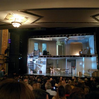 Photo Of Gerald Schoenfeld Theatre New York Ny United States Center Orchestra