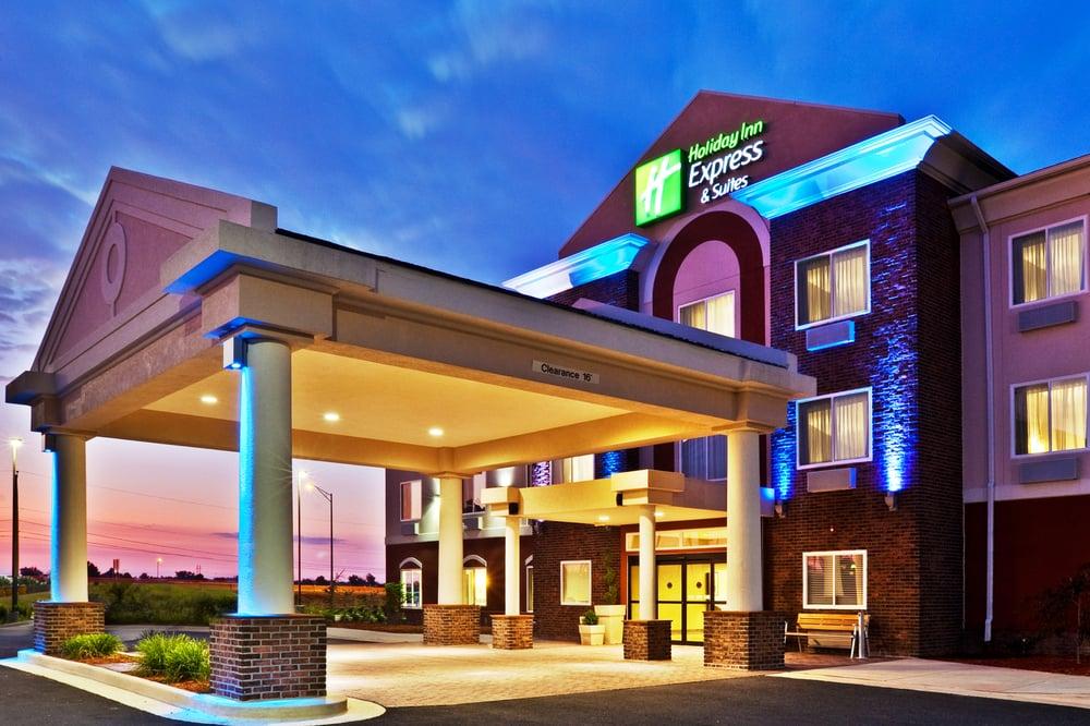 Holiday Inn Express & Suites Miami: 509 Henley St, Miami, OK