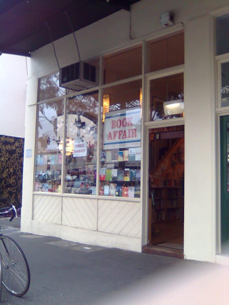 Book affair cerrado librer as 161 elgin st carlton for Libreria carlton