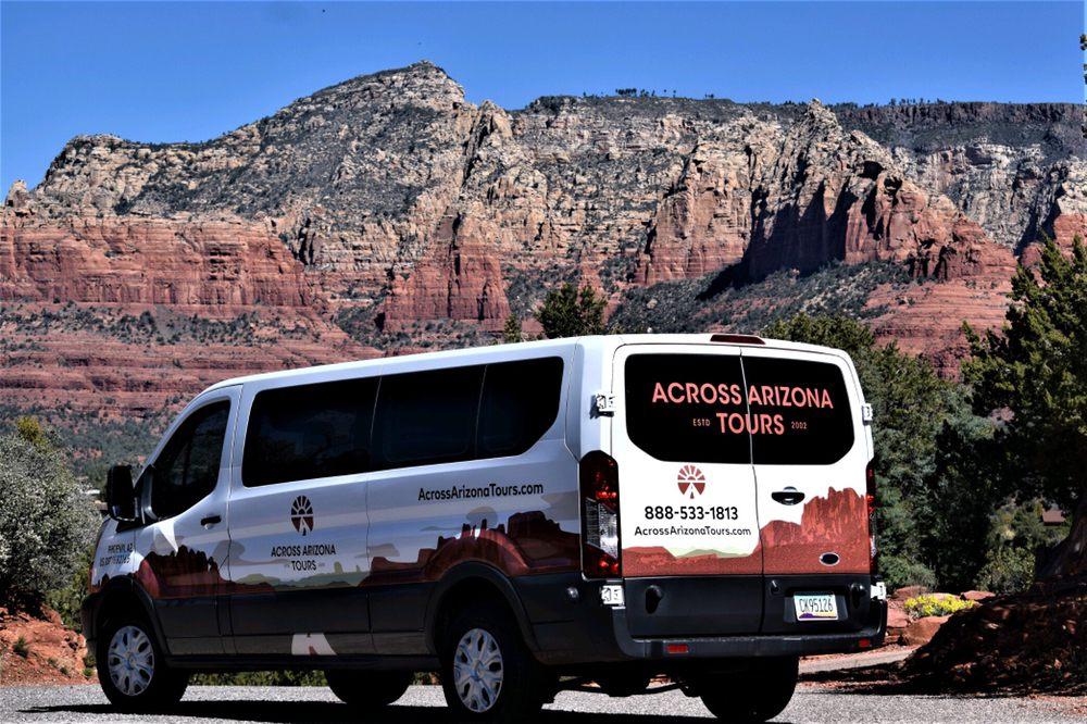 Across Arizona Tours: 3213 E Rosemonte Dr, Phoenix, AZ
