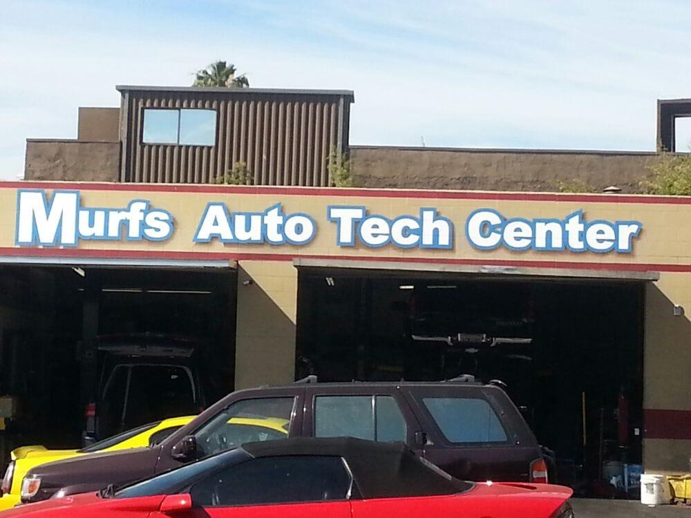 Murfs auto tech center 26 reviews motor mechanics for Motor city auto wrecking los angeles ca