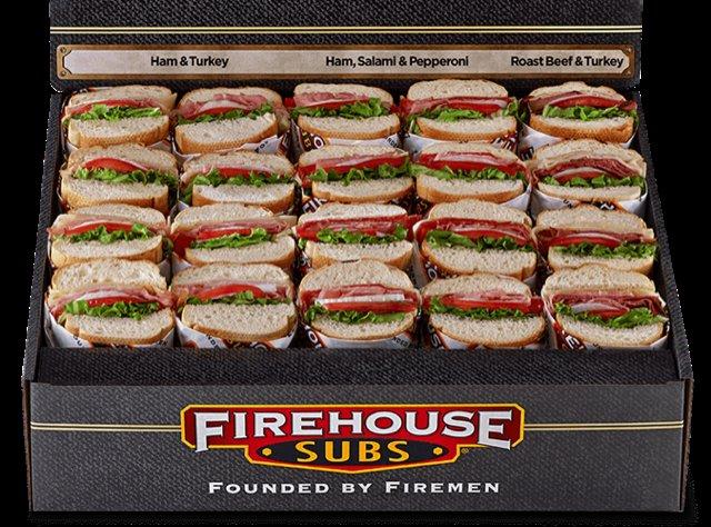 Firehouse Subs - 22755 Maple Rd, Lexington Park, MD - 2019