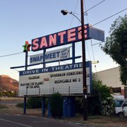 Santee drive in theatre santee california
