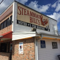 Steamboat bills in lake charles