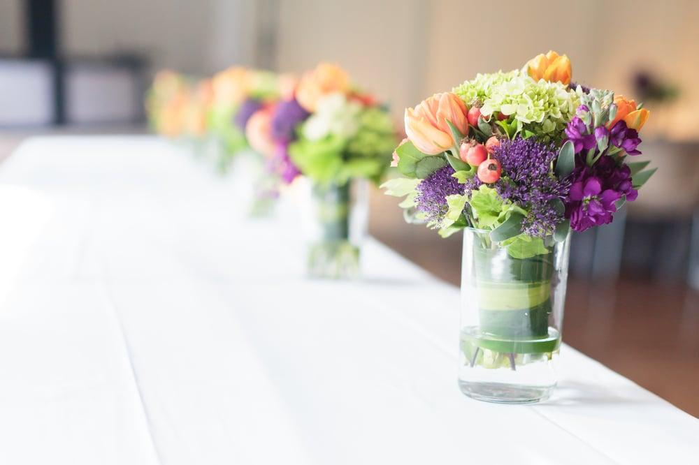 Blushing Florals designs by Yoli: Martinez, CA