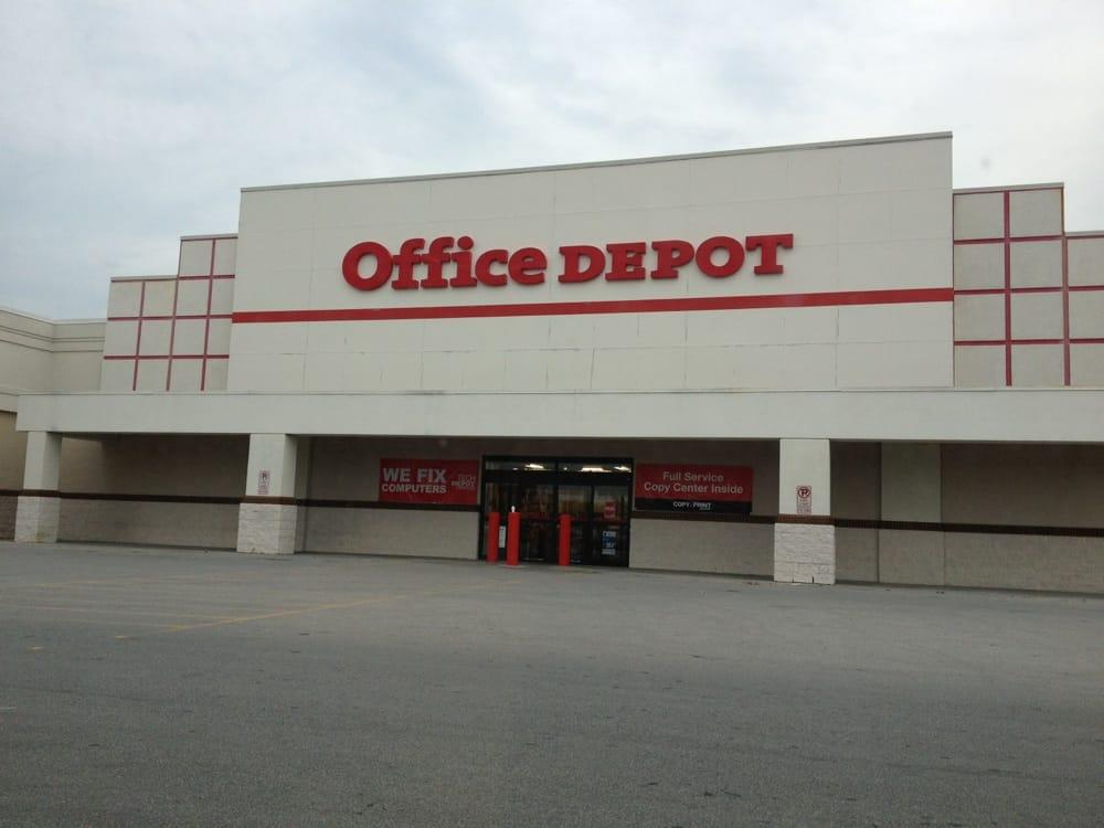 Office Depot Kontorudstyr 2003 N Eastman Rd Kingsport