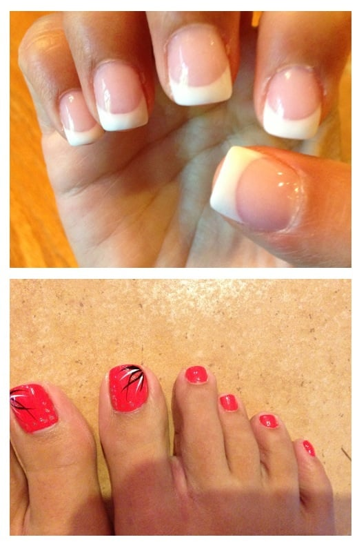 Magic Touch Nails - Nail Salons - 3 Orangetown Shopping Ctr ...