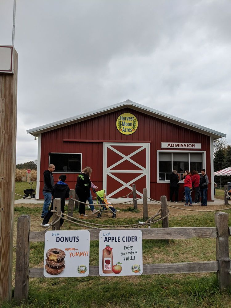 Harvest Moon Acres Gift Card - Gobles, MI | Giftly