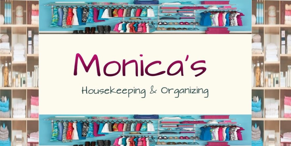 Monica's Housekeeping and Organizing
