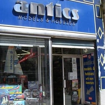 Model Shop Cardiff >> Antics Hobby Shops 11 13 Wyndham Arcade Cardiff Phone Number