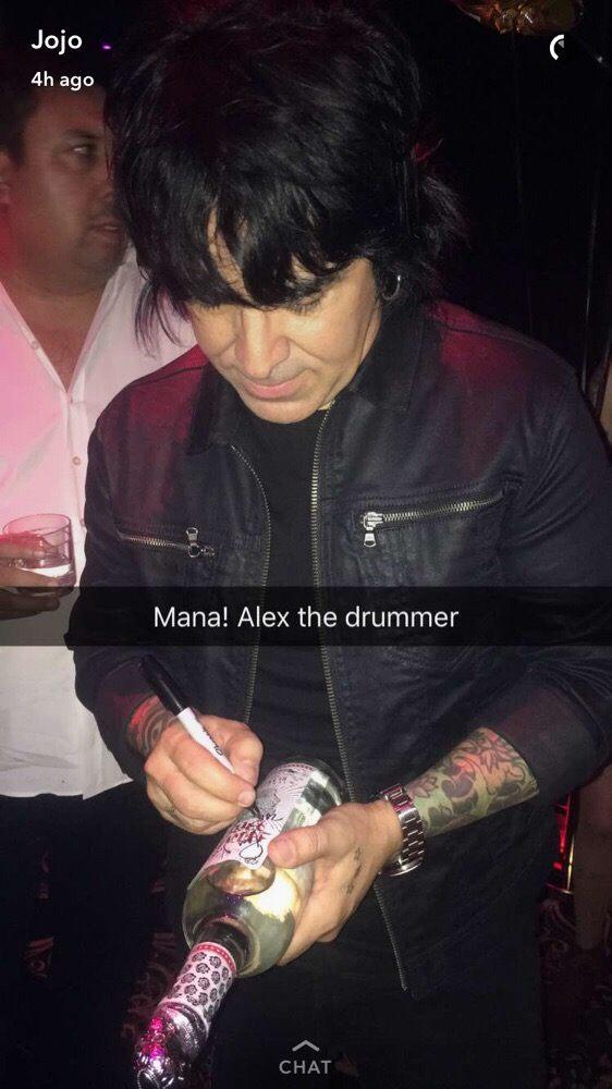 Mana S Alex Gonzalez Quot Mala Vida Quot Tequila Launch Yelp