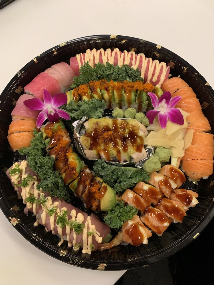 Sushi Heaven : 293 E Main St, Ashland, OR