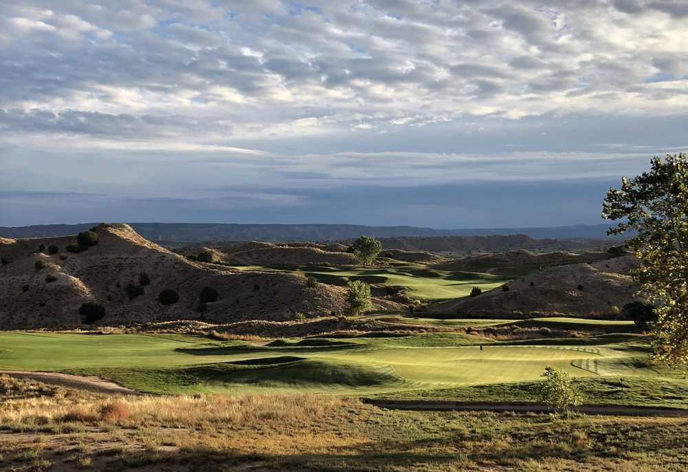Black Mesa Golf Club: 115 State Rd 399, Espanola, NM