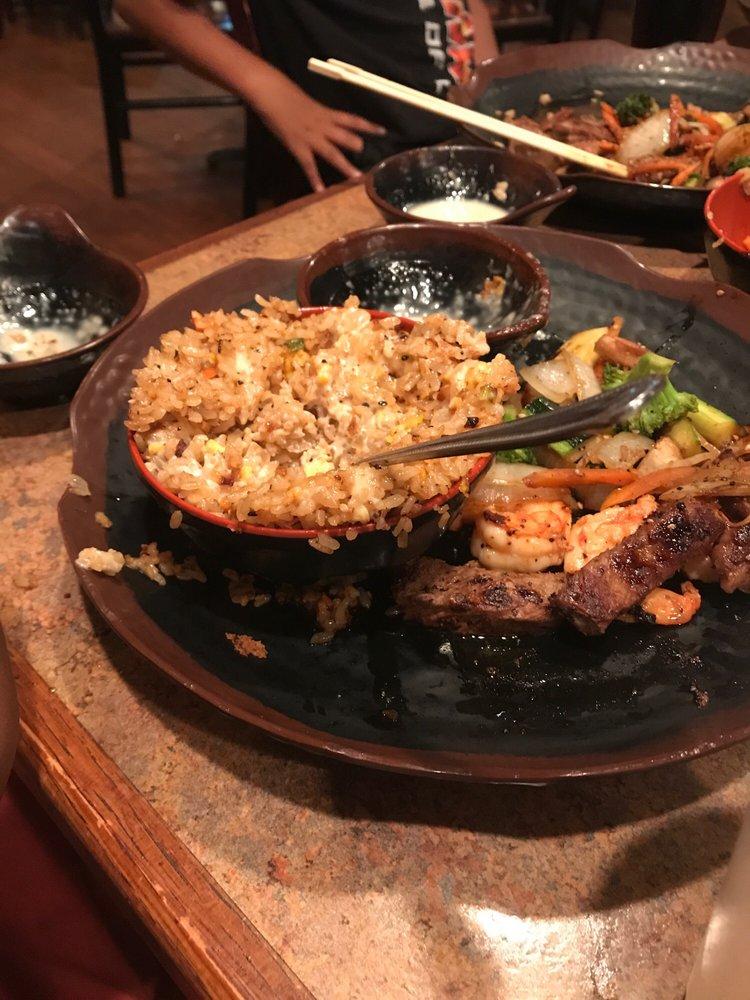Osaka Japanese Steak & Sushi