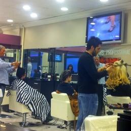 Joseph professional beauty salon salones de belleza for A la mode salon brooklyn