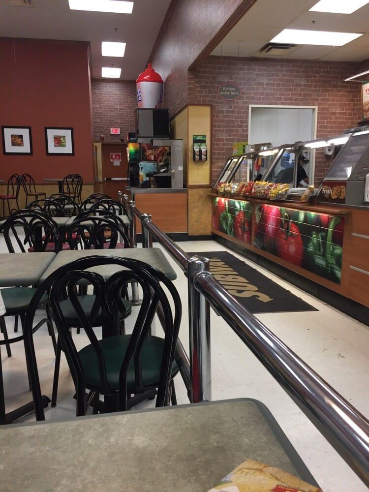 Subway: 1169 S Main St, Mansfield, PA