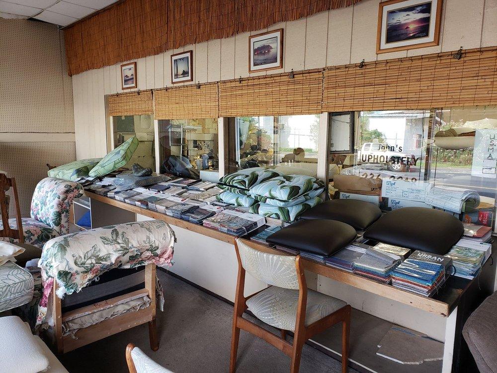 Photo of John's Furniture Upholstery: Kaneohe, HI