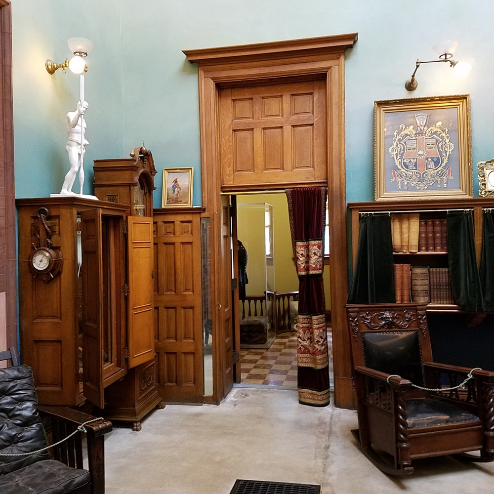 General Lew Wallace Study & Museum: 200 Wallace Ave, Crawfordsville, IN