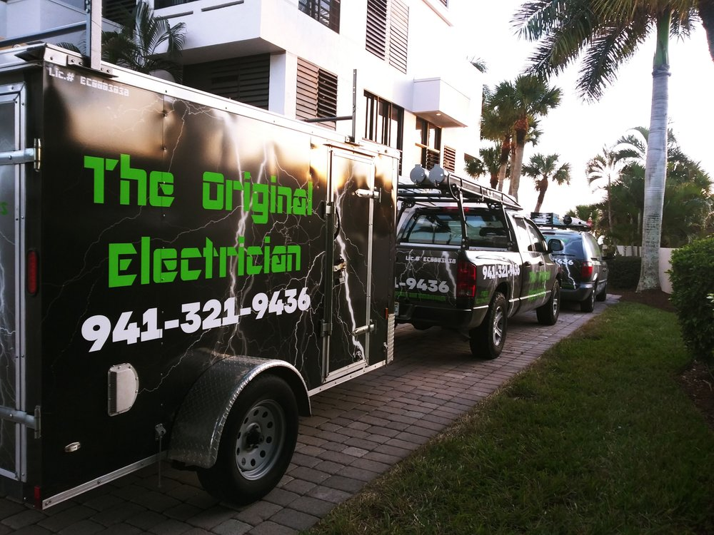 The Original Electrician: Towering Oak Dr, Sarasota, FL