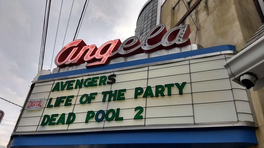 Angela Triplex Theatre: 113 E Phillips St, Coaldale, PA