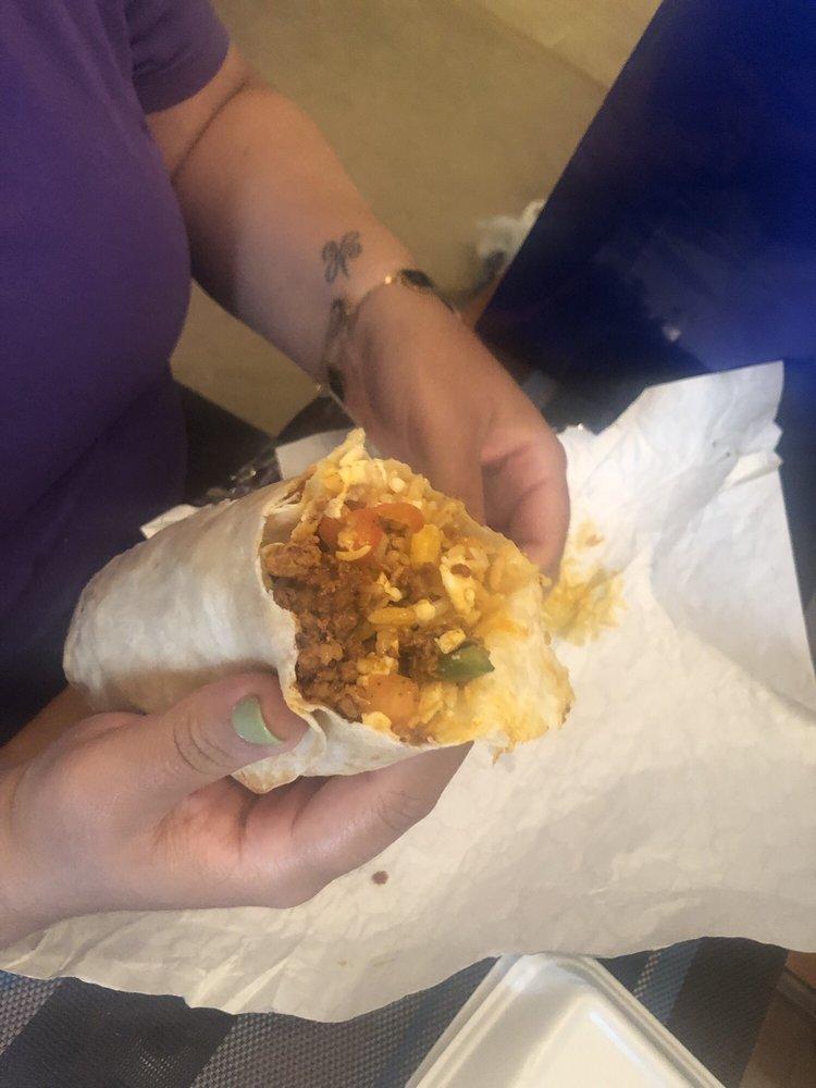 Food from El Burro