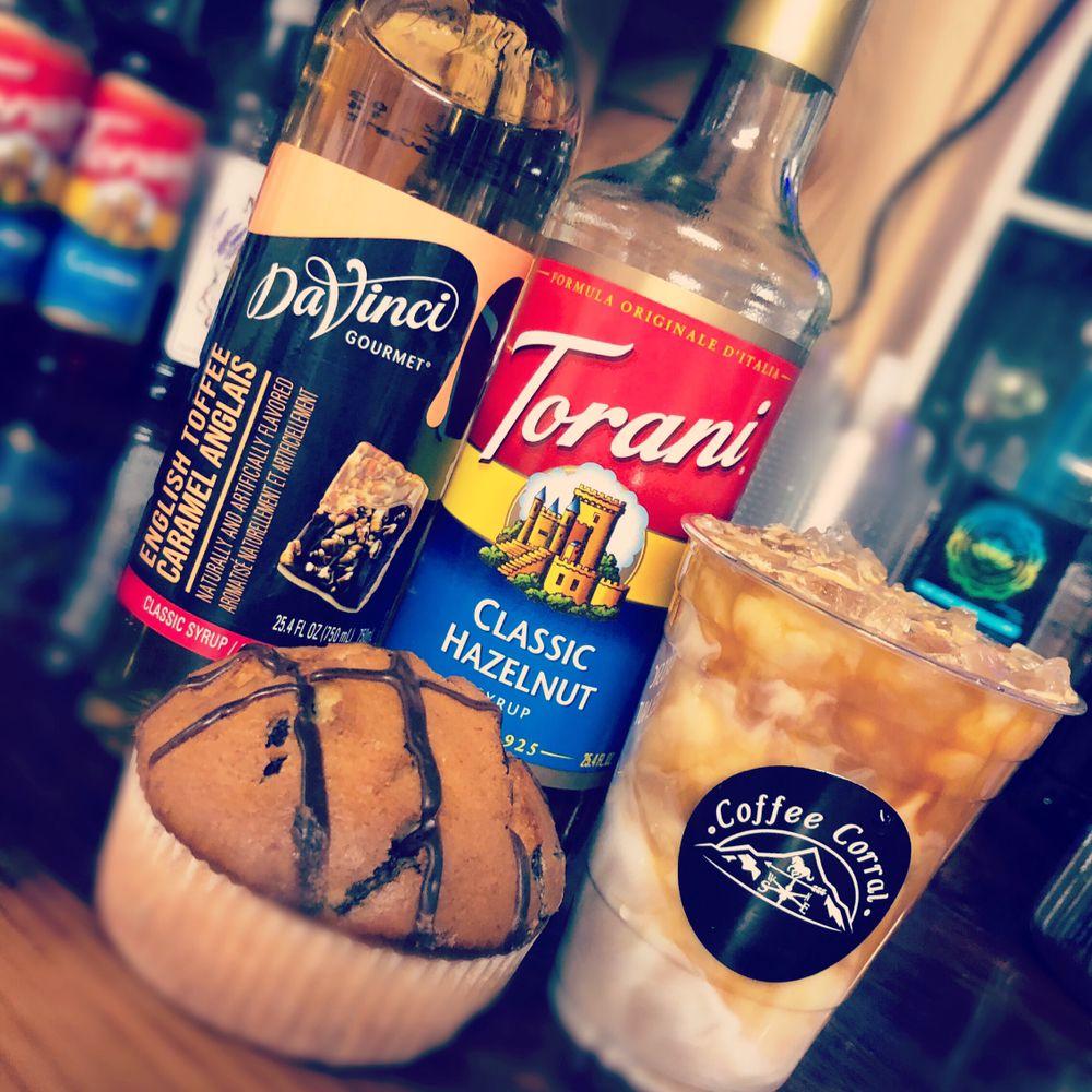 Coffee Corral: 6151 E Hwy 54, Athol, ID