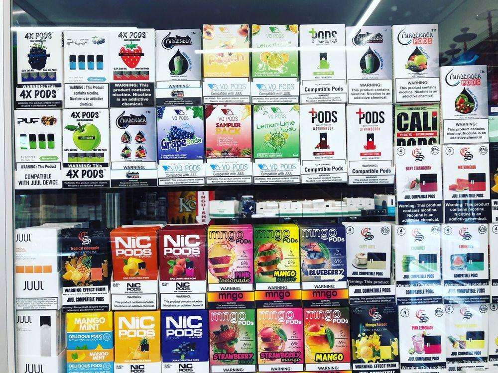 Tobacco Hut - Vape & CBD: 10510 Leesburg Pike, Vienna, VA