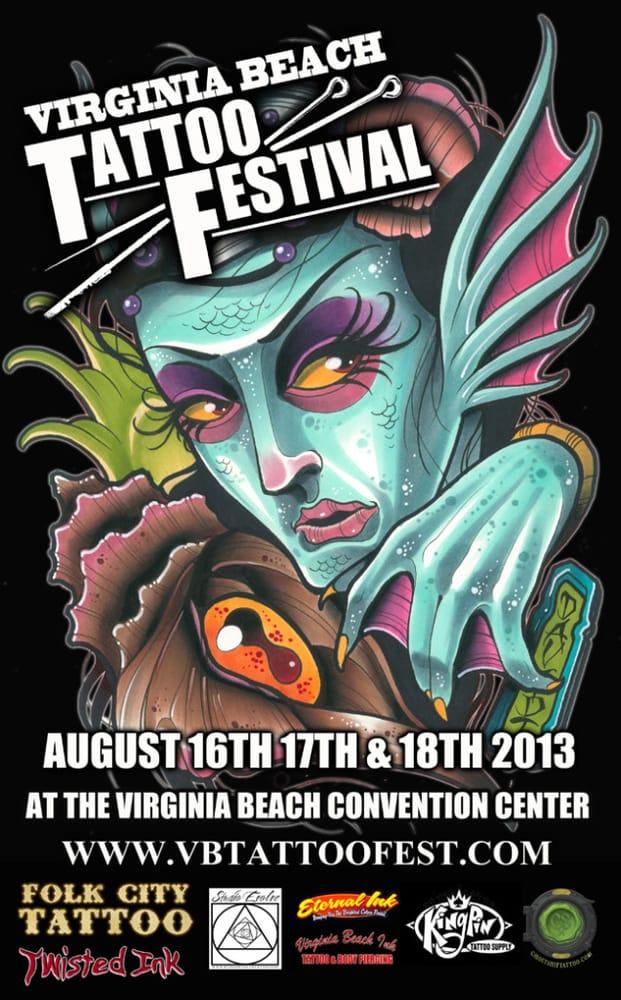 Virginia Beach Tattoo Festival