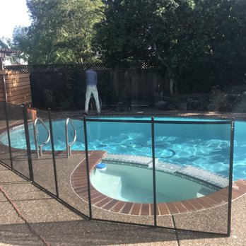 Baby Barrier Pool Fence 295 Photos 50 Reviews Swimming Pools