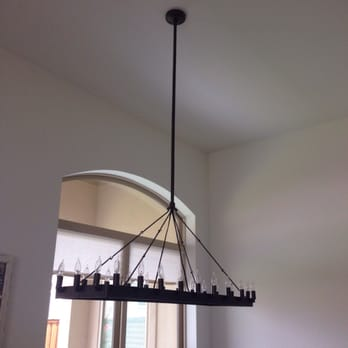 Photo of accurate electric frisco tx united states breakfast chandelier