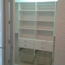 Photo Of Chicago Closets U0026 Cabinetry   Hampshire, IL, United States ...