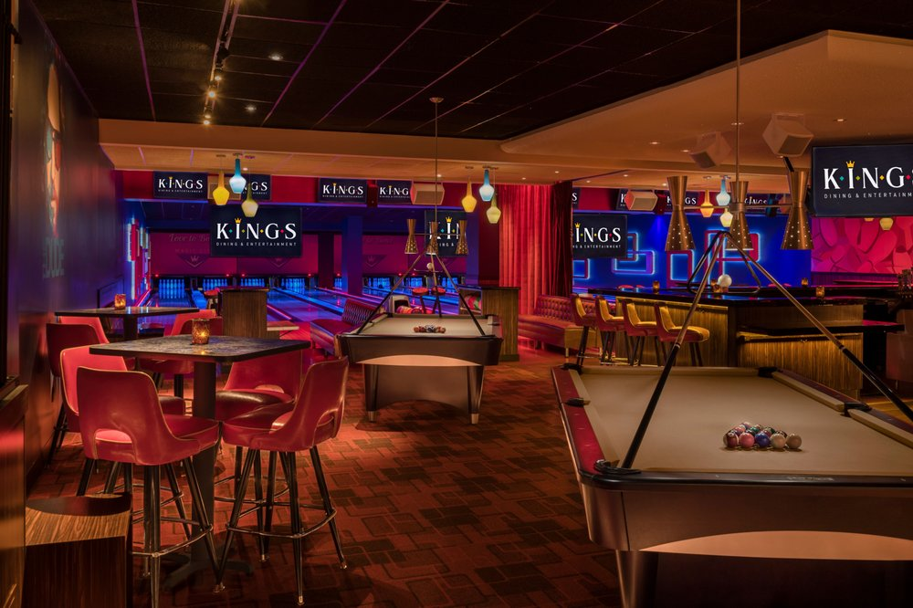 Kings Dining & Entertainment - Miami Doral