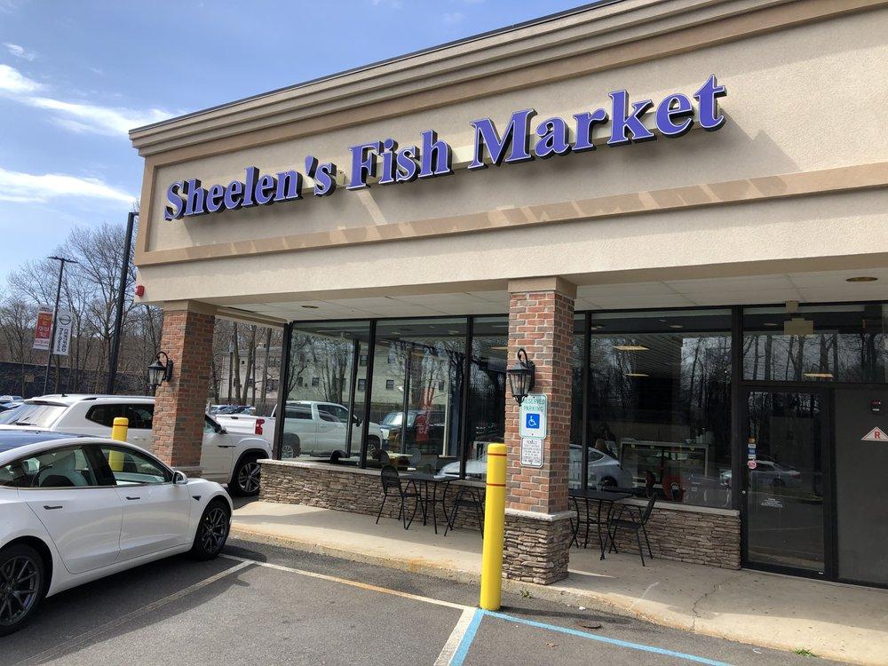 Sheelens Fish Market - North Plainfield: 513 US-22 W, North Plainfield, NJ