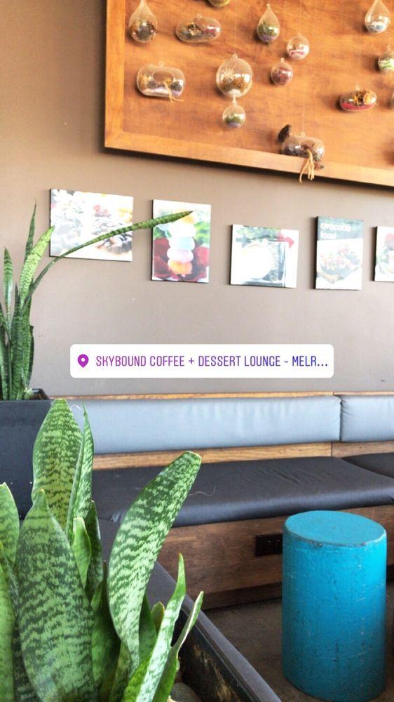 Skybound Coffee + Dessert Lounge
