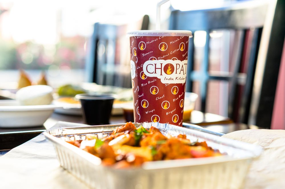 Chopathi India Kitchen: 42840 Creek View Plz, Ashburn, VA