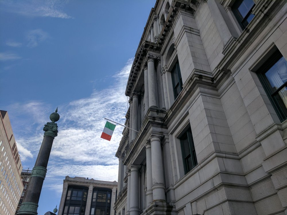 Vutal Records Providence City Hall