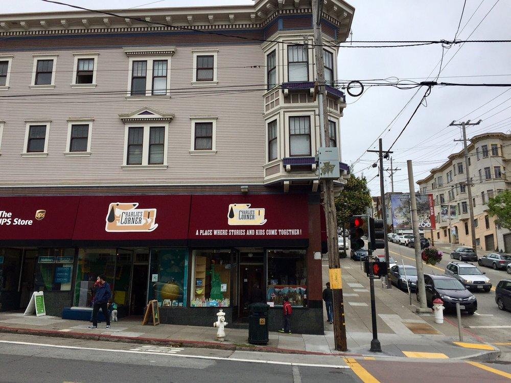Charlie's Corner: 4102 24th St, San Francisco, CA