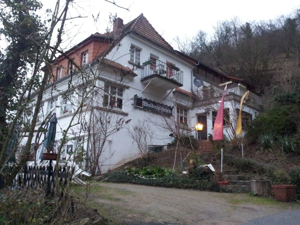 Cafe Waldschlößchen - Reisen & Tourismus - Burgstr. 36, Bensheim ...