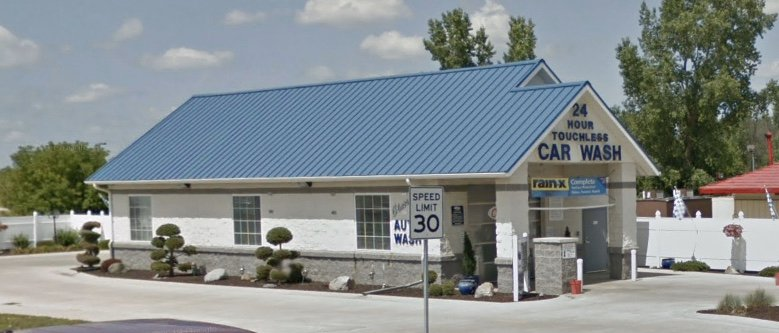 Classy Auto Wash: 1403 Wright Ave, Alma, MI