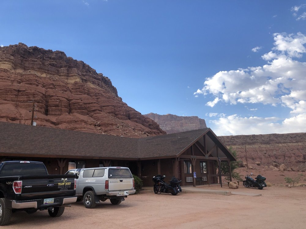 Cliff Dwellers Lodge: Hc 67 Box 30, Marble Canyon, AZ