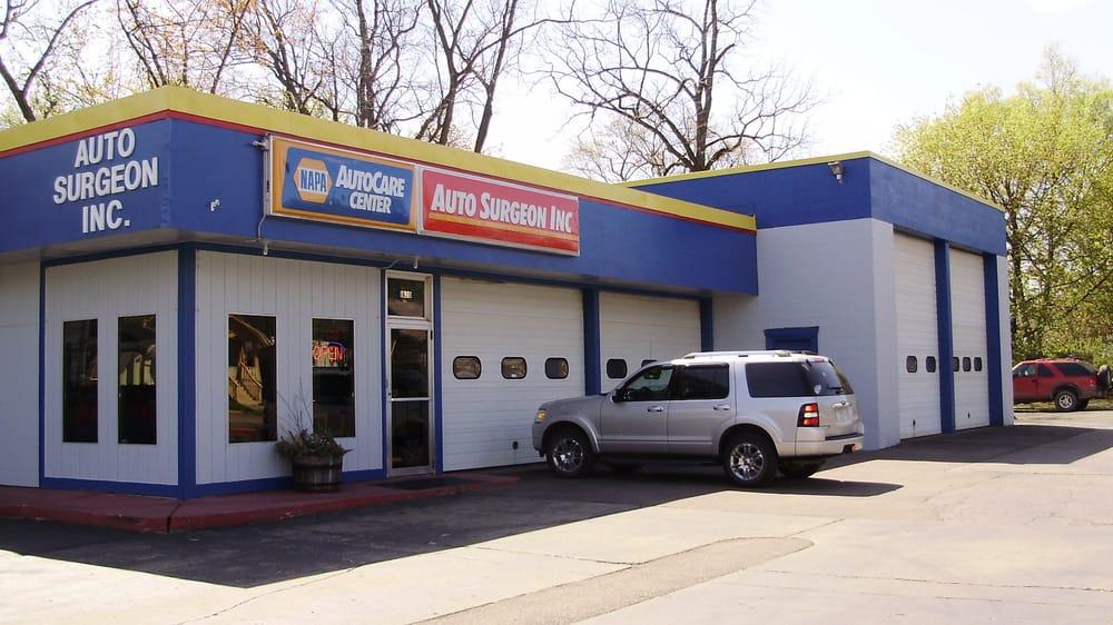 Auto Surgeon: 1820 E Kalamazoo St, Lansing, MI