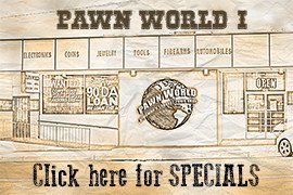 Pawn World: 201 E Beale St, Kingman, AZ