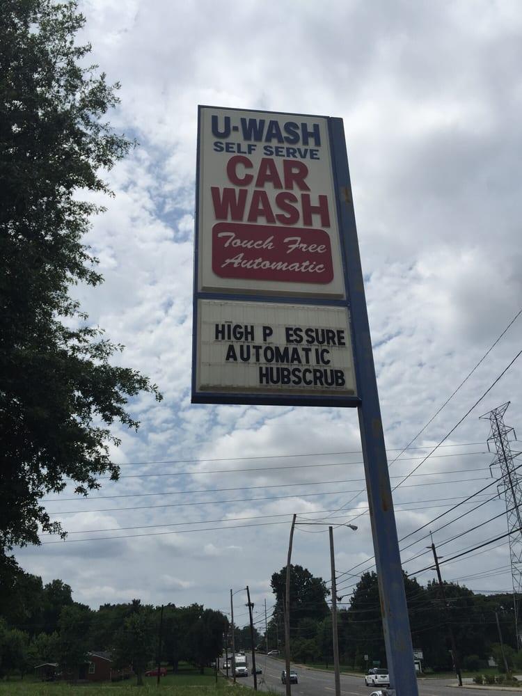 U-Wash Self Serve Carwash