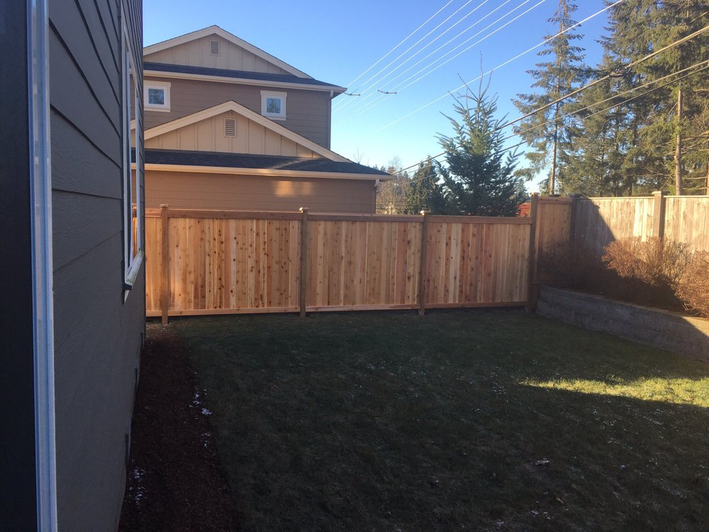 Economy Fence 19 Reviews Handyman Everett Wa