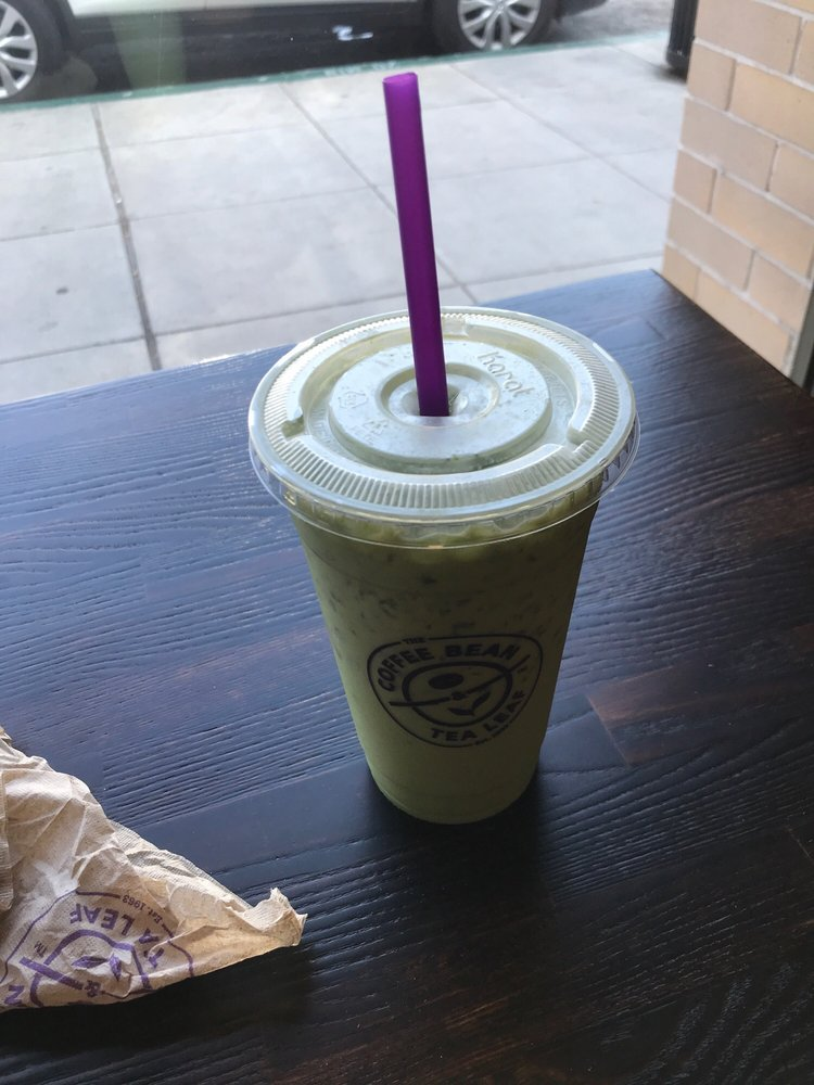 Social Spots from The Coffee Bean & Tea Leaf