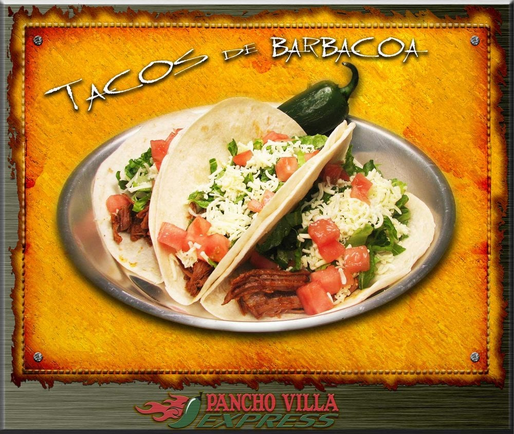 Panche Per Fast Food.Pancho Villa Express Mexican Grill Closed Mexican 10040